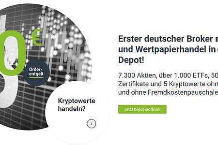 deutscher broker wie in bitcoin cash investieren